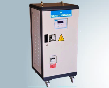 Servo Voltage Stabilizers - Air Cooled